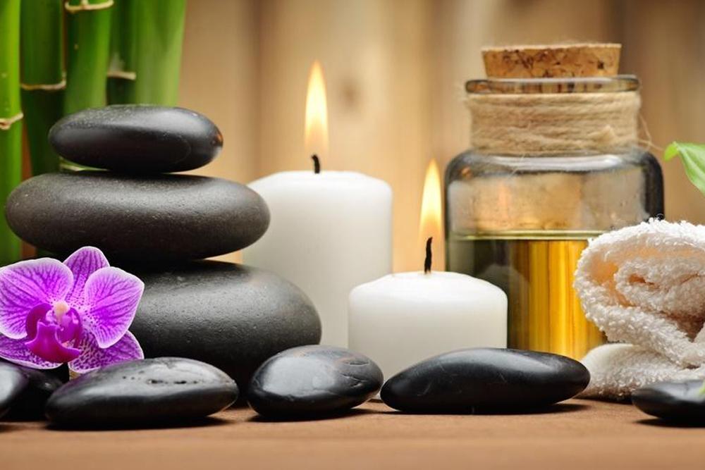 Aroma - Oil - Massagen
